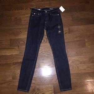 Skinny jeans gap NWT